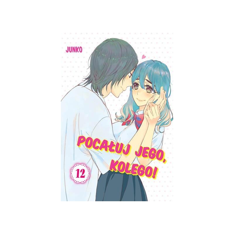 Manga o randkach internetowych