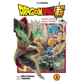 Dragon Ball Super - tom 5
