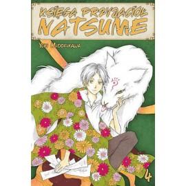 Księga Przyjaciół Natsume - Tom 4