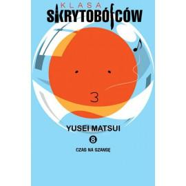 Ansatsu Kyoushitsu tom 8