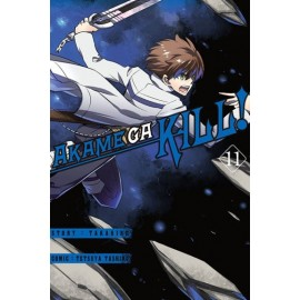 Manga - Akame ga Kill! tom 10