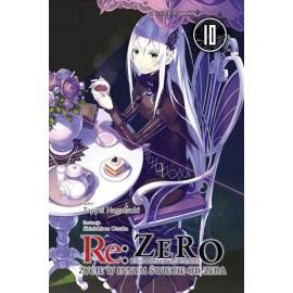 Light Novel'a - Re:Zero kara Hajimeru Isekai Seikatsu - tom 10