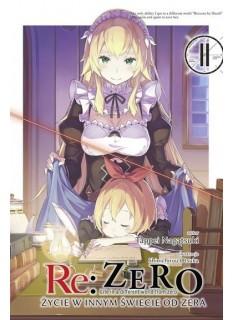 Light Novel'a - Re:Zero kara Hajimeru Isekai Seikatsu - tom 11