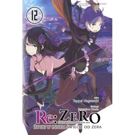 Light Novel'a - Re:Zero kara Hajimeru Isekai Seikatsu - tom 12