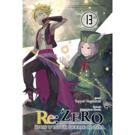 Light Novel'a - Re:Zero kara Hajimeru Isekai Seikatsu - tom 12