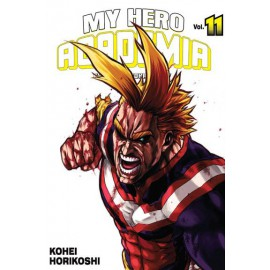 Manga - Boku no Hero Academia tom 10