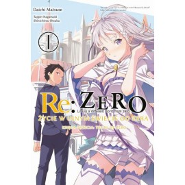 Re: Zero - Księga 2 Tom 5