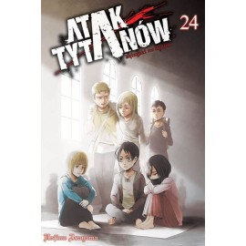 Manga - Attack on Titan tom 23