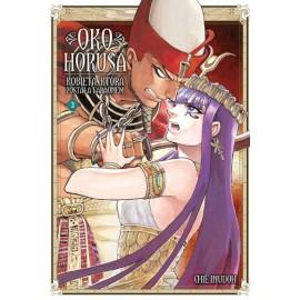 Oko Horusa. Kobieta, która została faraonem - Tom 2