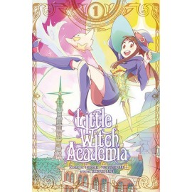Little Witch Academia - Tom 1