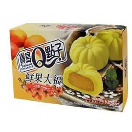 Mochi - kokos i pandan