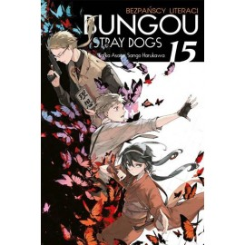 Manga - Bungou Stray Dogs tom 14