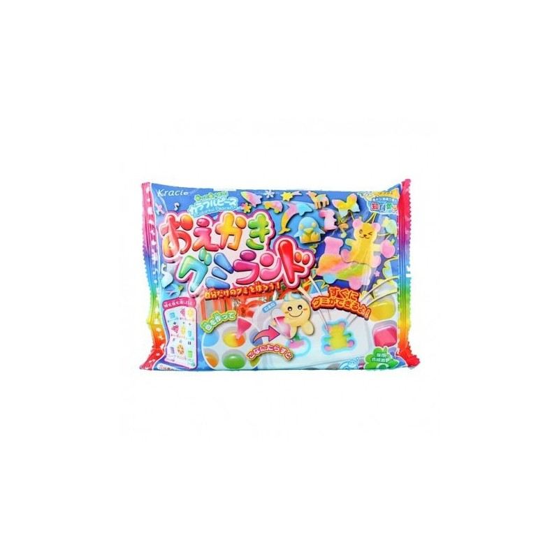 Kracie: Popin Cookin - Gummy Land