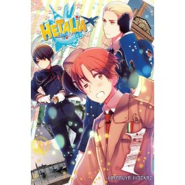 Hetalia: World Stars - Tom 1
