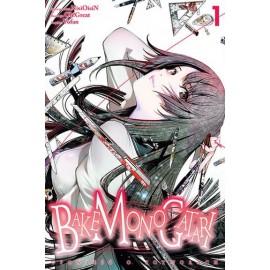 Bakemonogatari - Tom 1