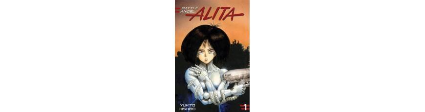 Battle Angel Alita