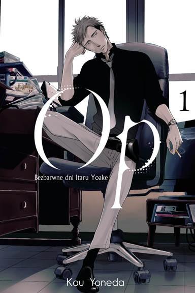 Op: Bezbarwne dni Itaru Yoake