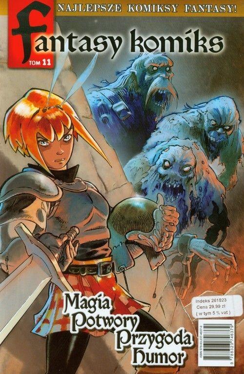 Fantasy komiks