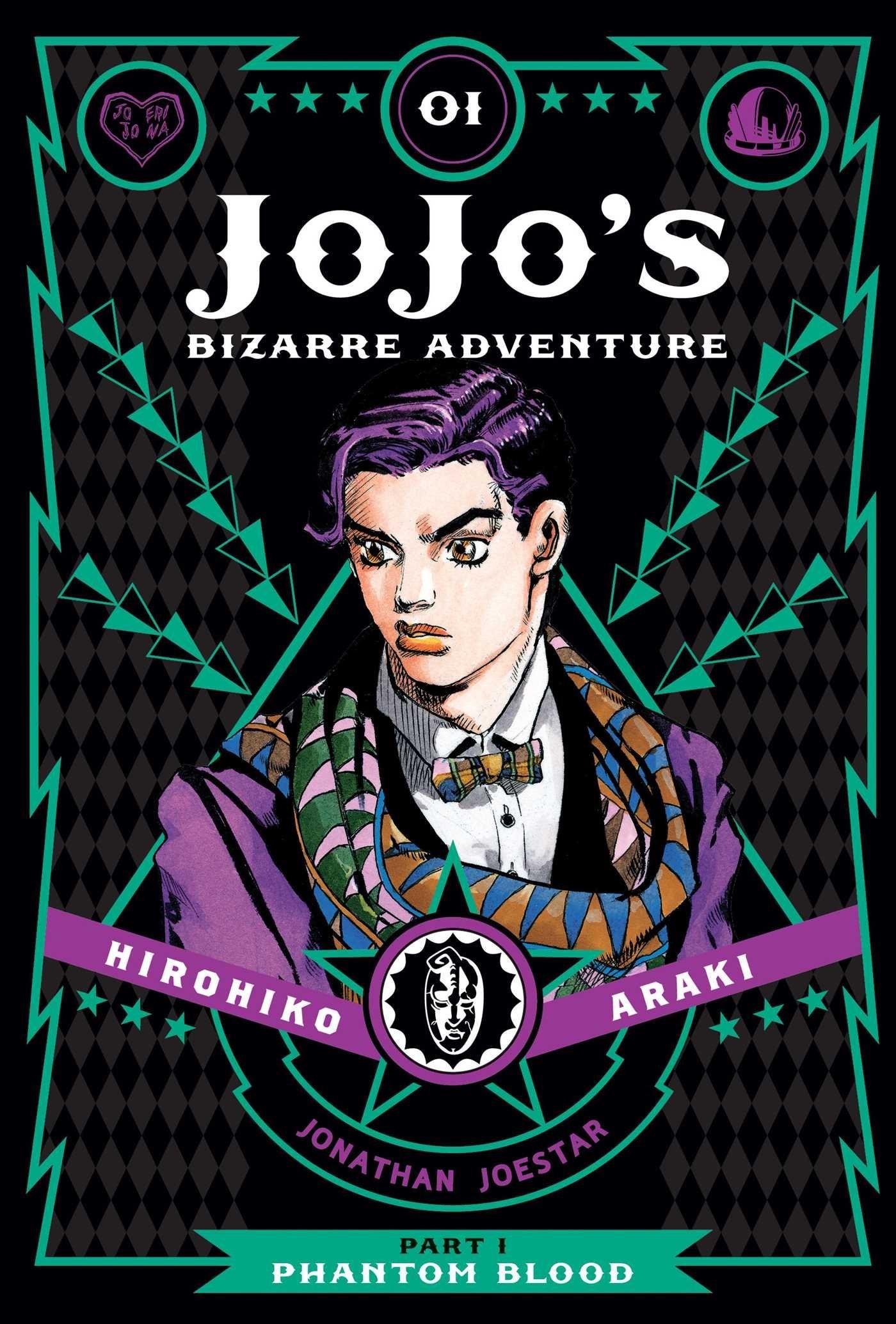 Jojo's Bizarre Adventure (Eng.)