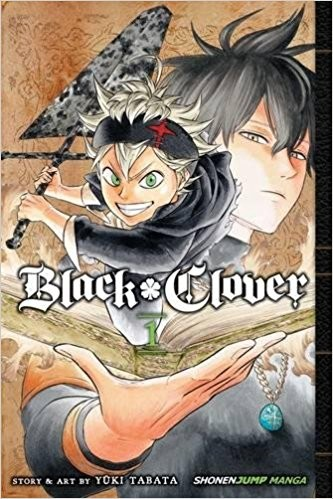Black Clover (Eng.)