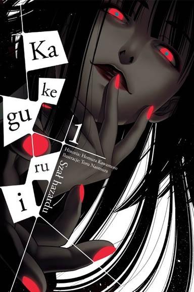 Kakegurui - Szał hazardu - Tom 1